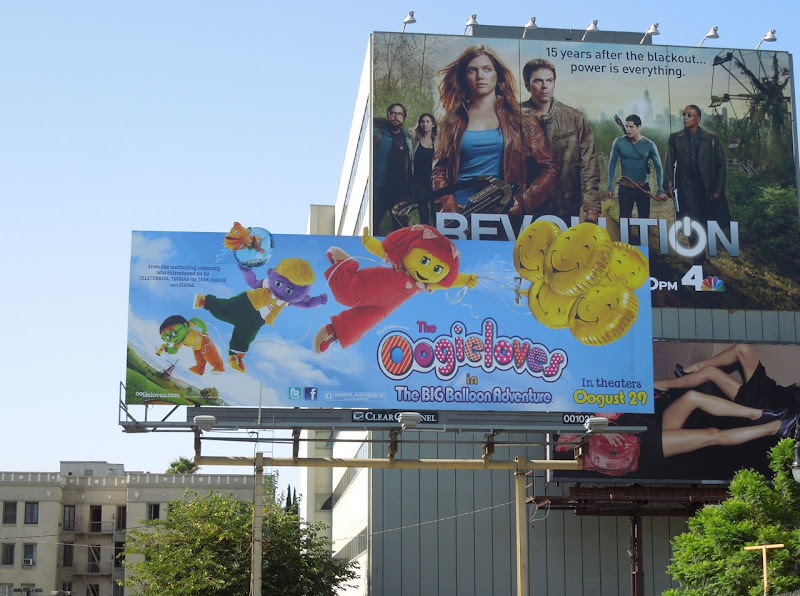 Oogieloves Balloons billboard