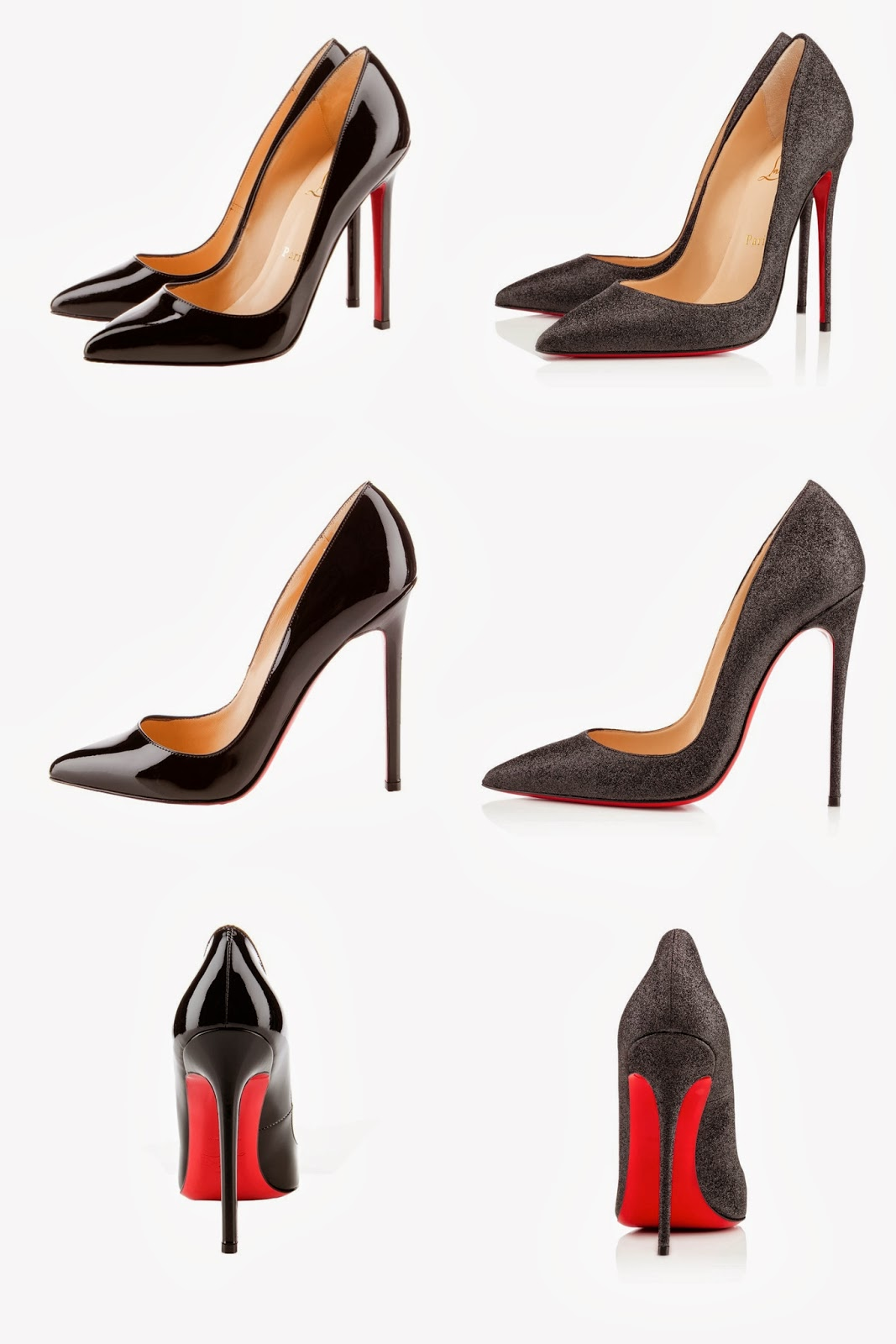 info pour 806af 74105 christian louboutin pigalle vs so kate