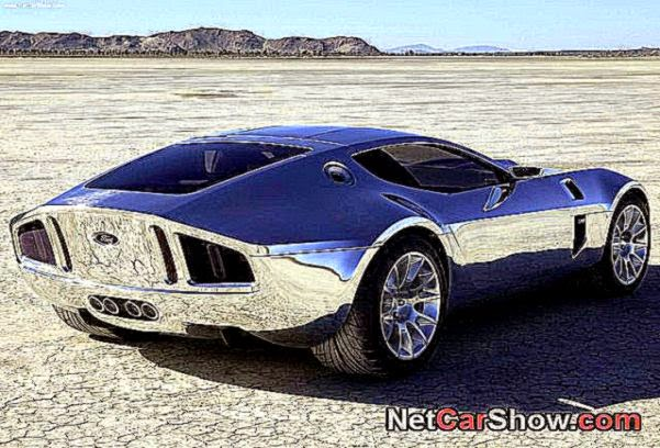 Ford Shelby GR1 Concept picture  08 of 43 Rear Angle MY 2005