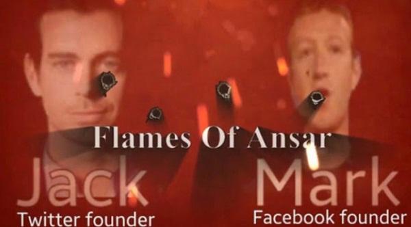 [VIDEO] Islamic State Ancam Mati Pendiri Facebook dan CEO Twitter