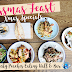 Kissmas Feast @ Lucky Peaches Eating Hall & Bar At Plaza Arkadia, Desa Park City