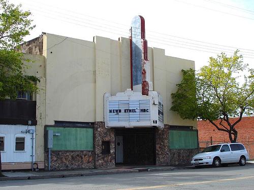 Jerry S Brokendown Palaces Rio Theatre 140 Parker Avenue