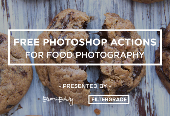 Freebie: Download Food Photoshop Actions | Canal Adobe Photoshop