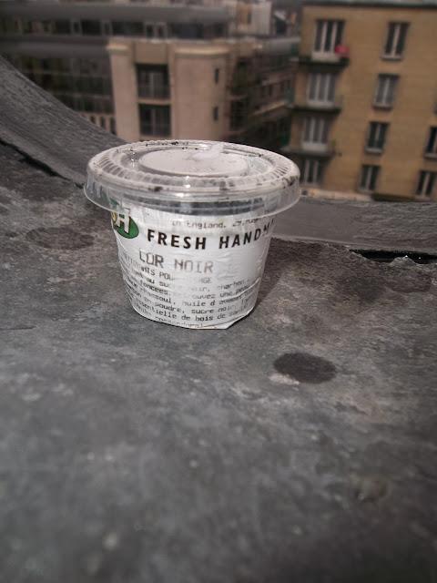 Exfoliant Coalface (L'Or Noir) - Lush