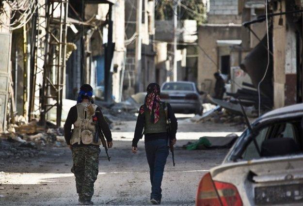 Συρία: Εκατοντάδες τζιχαντιστές παραδίδονται στην Μπαγούζ