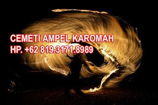CEMETI AMPEL KAROMAH