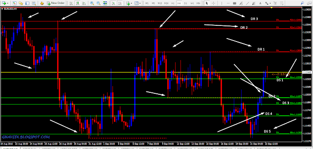 GhaniFx intra-Day S/R Trading MT4 Indicator - What is ...