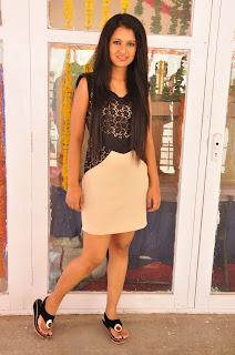 Actress Nikita Bisht Vajralukavaala Nayana Movie Opening  0138