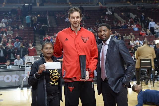 La NBA elige a Gasol como Jugador con Mayor Impacto Global