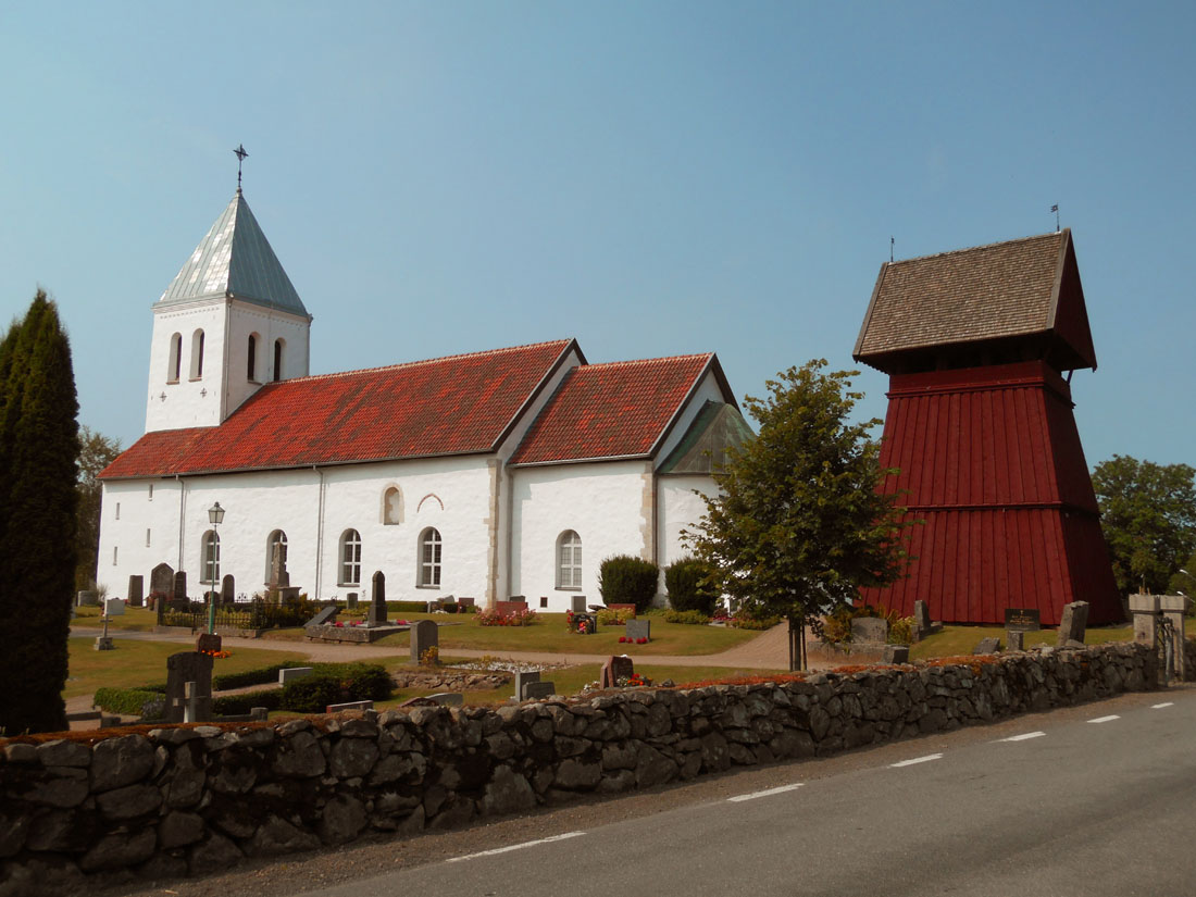 Chiesa a Norra Mellby