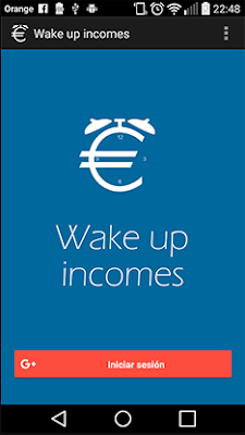 Ejecutar Wake Up Incoming para generar dinero