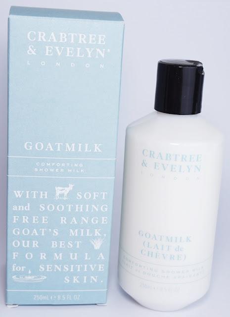 Crabtree & Evelyn - GOATMILK Kollektion Shower Milk, Duschmilch, Body Milk, Körpermilch, Lotion, Ziegenmilch, Kosmetik