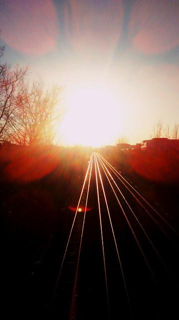 Un Awen en chemins de fer jusqu'au soleil