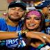 Neymar e Anitta trocam beijos em Camarote do Rio de Janeiro, diz site