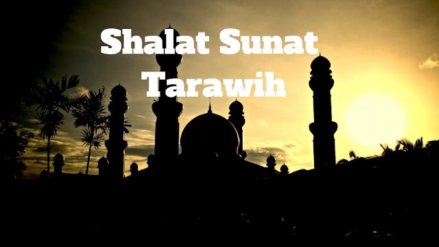 9 Tata Cara Niat dan Doa Shalat Sunat Tarawih