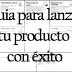 Lanzamiento de producto