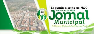 Programas oficiais da Prefeitura de Picuí voltam à rádio Comunitária segunda (19)