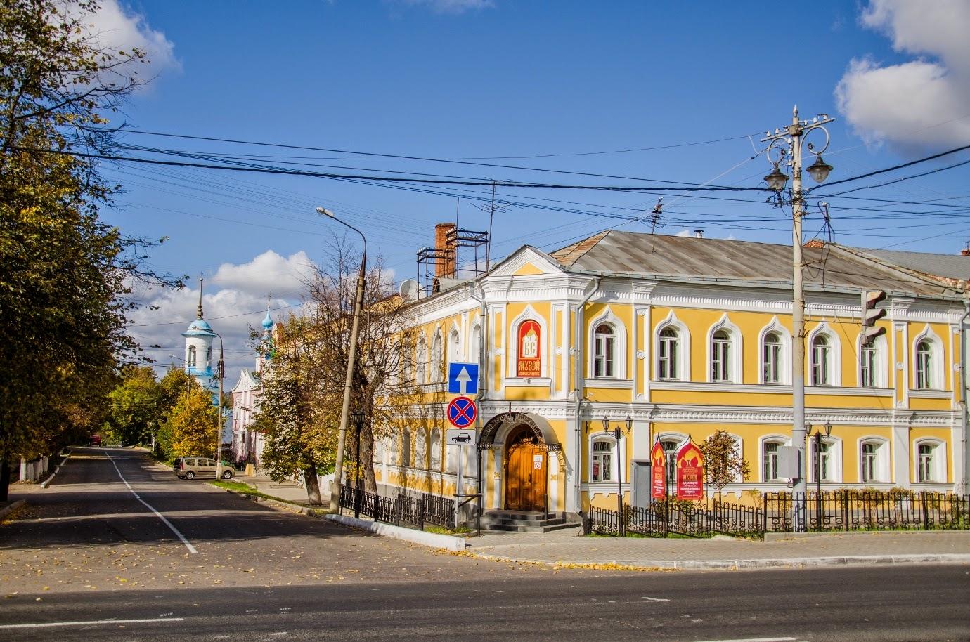 Улицы Владимира. Фото
