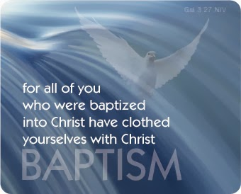 Baptized in the Name of Jesus