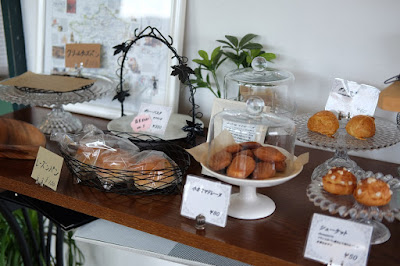 サロンドテフルーヴ 焼き菓子