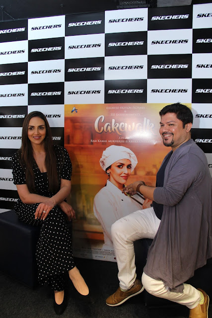 ESHA DEOL SPOTTED AT THE SKECHERS STORE IN HYDERABAD