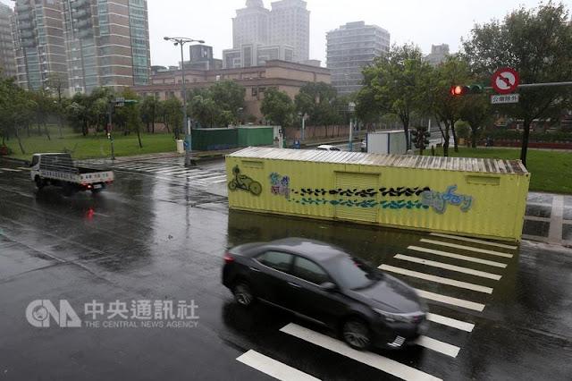Update: 527 Orang Luka - Luka dan 4 Tewas Akibat Amukan Topan Maggie di Taiwan