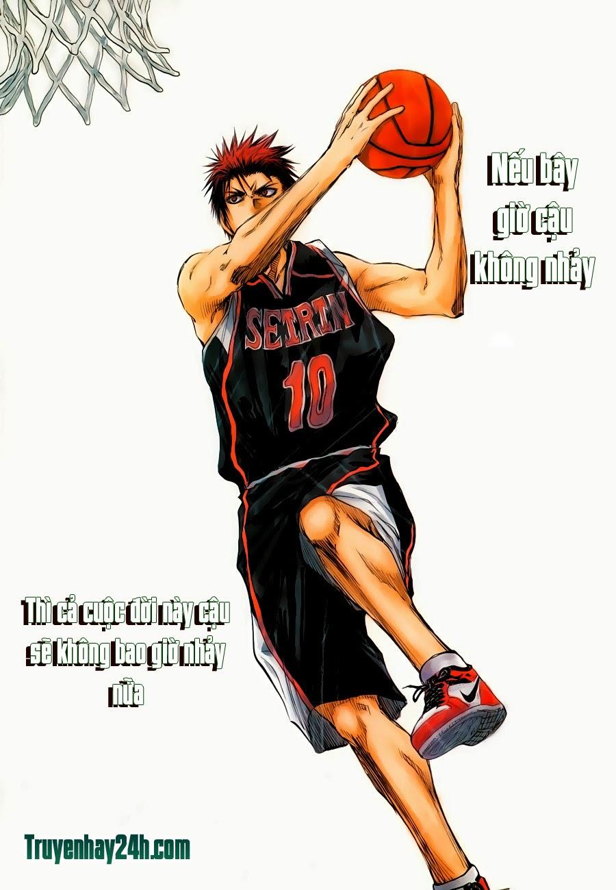 Kuroko No Basket chap 235 trang 2