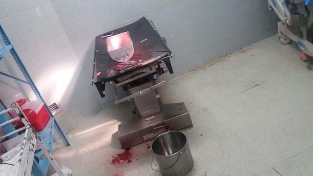 Da pena ver estas imágenes del Hospital de Barquisimeto