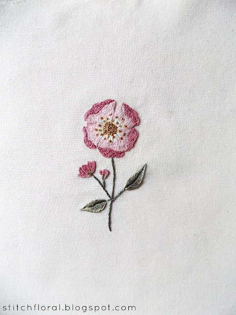 4 rules for ironing hand embroidery
