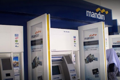 ATM Bank Mandiri Setoran Tunai Yogyakarta