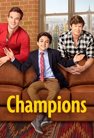 Champions - 1ª Temporada Torrent torrent download capa