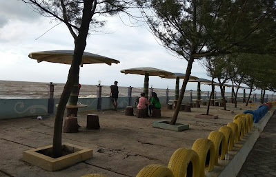 Pantai Cahaya, Laut Utara Jawa