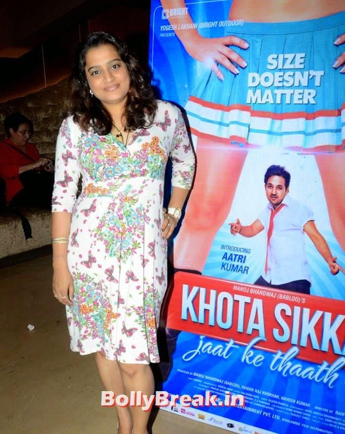 Ekta Jain, Tanisha Singh, Sezal Sharma hot pics from 'Khota Sikka' Press Conference