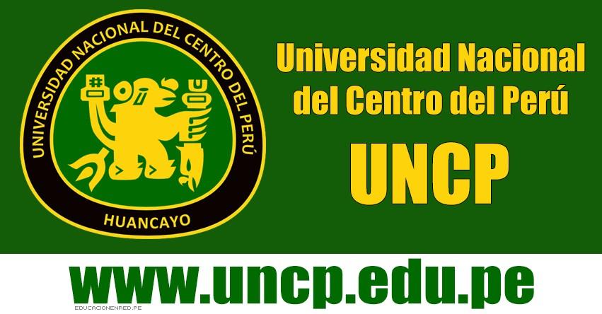 UNCP: Resultados Simulacro 2019-1 (16 Marzo) Lista de Aprobados - Simulacro Examen de Admisión - Universidad Nacional del Centro del Perú - www.uncp.edu.pe