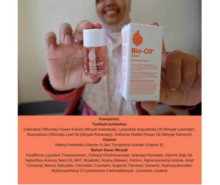 Bio Oil 25ml My New Skin Travel Kit Helenamantra