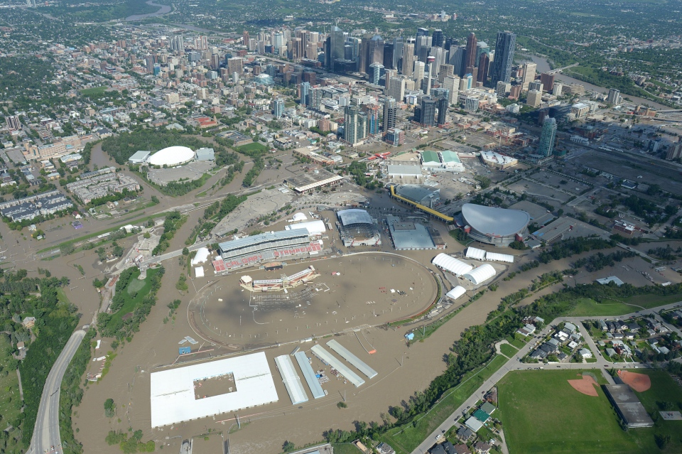 State of emergency for Canada and the worst is yet to come in unprecedented flooding  Cana