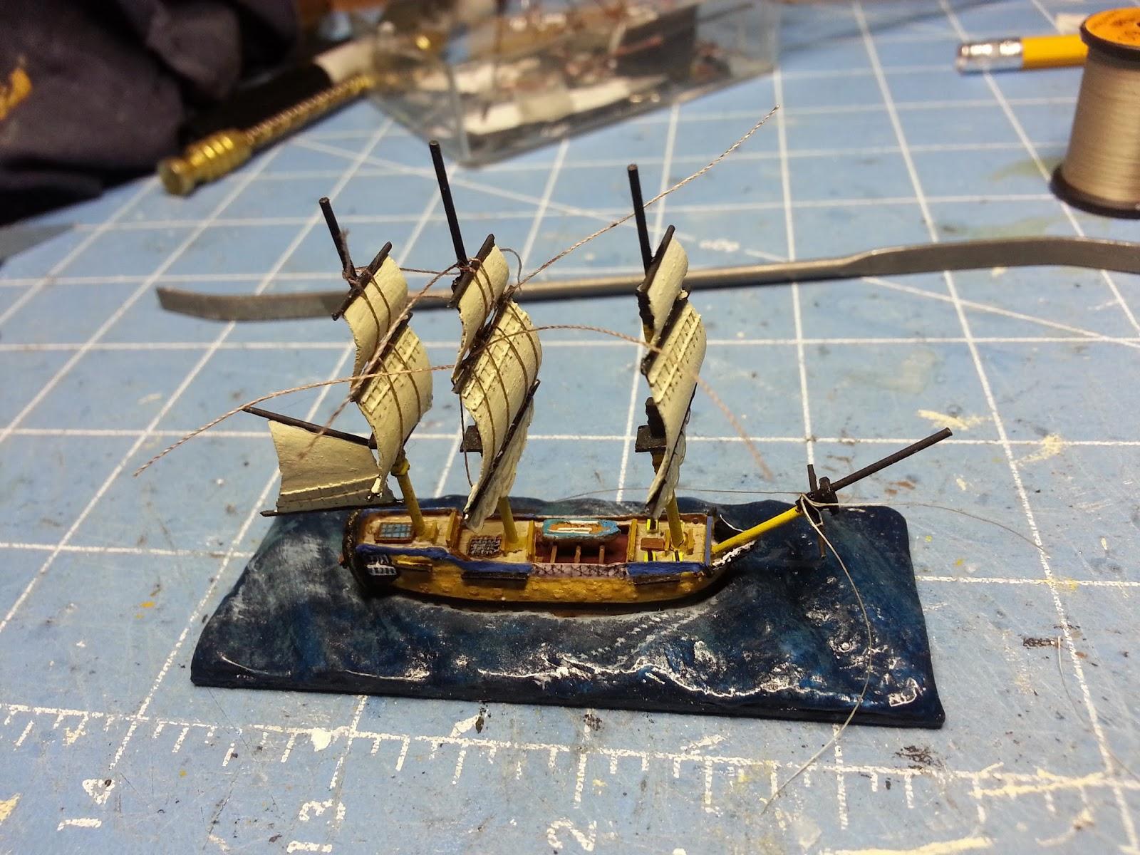 Sail mount2
