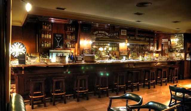 Bar Dry Martini Barcelona