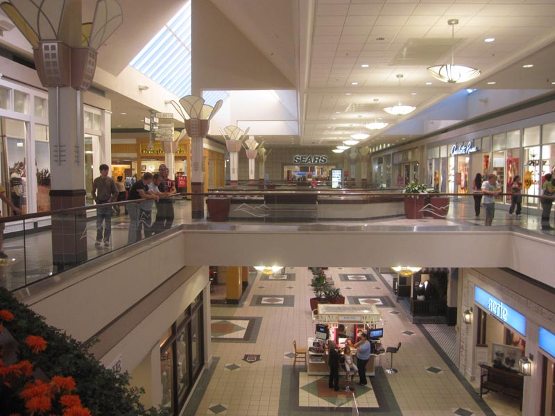 Sky City Retail History Valley Hills Mall Hickory Nc