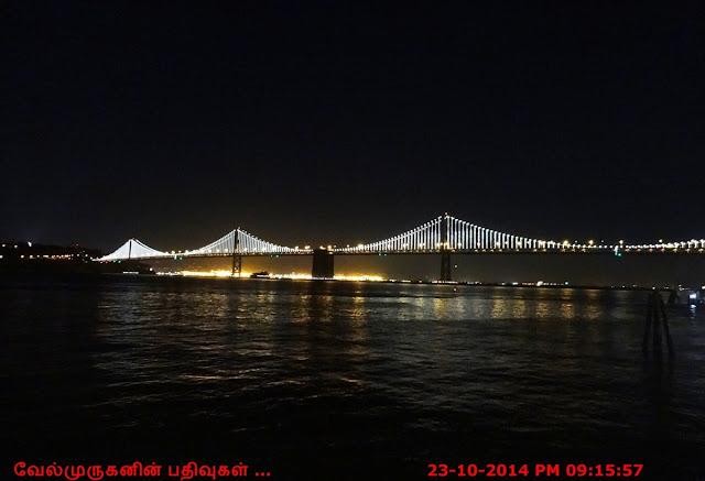 SFO Bay Bridge
