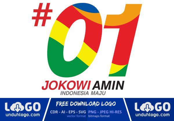 Logo 01 Jokowi Amin