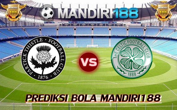 AGEN BOLA - Prediksi Partick Thistle vs Celtic FC 24 Januari 2018