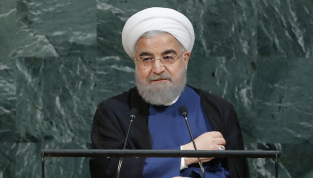 Iran's Rouhani rejects violence but vows 'space for criticism'