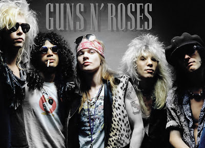 Band Rock Terbaik Guns N' Roses