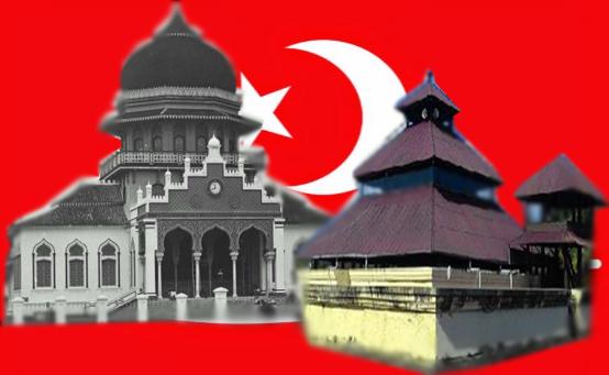 Masjid Baiturahman Aceh, Made In Blanda yang Kokoh Hingga Kini