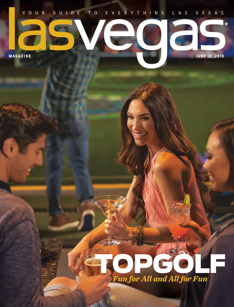 Lipstick fashion top golf las vegas for Pool show las vegas 2016