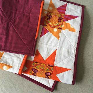 folded quilt tula pink