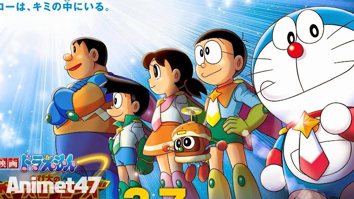 Ảnh trong phim Doraemon: Nobita và những hiệp sĩ không gian 1