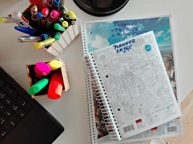 Planowanie, plannery, organizacja