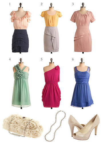 What To Wear To A Simple Wedding